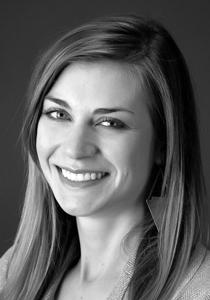 Lauren N. Schaefer, recipient of the 2017 Natural Hazards Focus Group Award for Graduate Research.