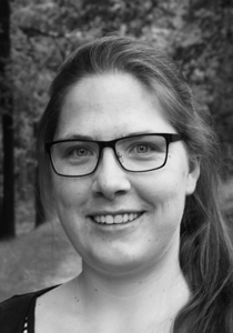 Karin van der Wiel, recipient of the 2017 James R. Holton Award.