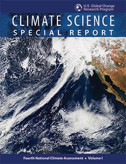 La portada de un informe del gobierno de EE. UU.