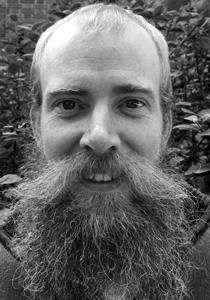 Matthew Steele-MacInnis, recipient of the 2017 Hisashi Kuno Award.