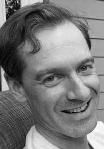 James Watkins, recipient of the 2017 Hisashi Kuno Award.