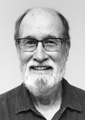 Donald W. Forsyth, 2017 Maurice Ewing Medal recipient