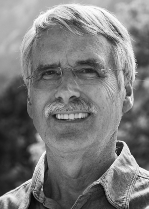 Kevin E. Trenberth, 2017 Roger Revelle Medal recipient