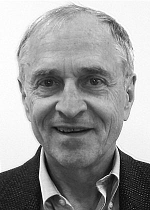 Eric F. Wood, 2017 Robert E. Horton Medal recipient