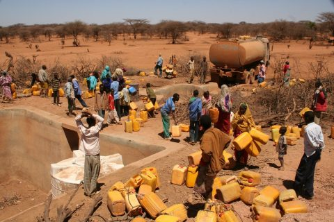 Drought in East Africa