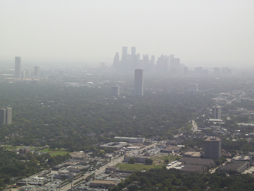 Ozone Pollution Maps Show Spikes Amid Broad Declines - Eos