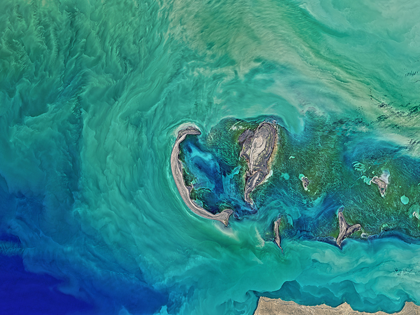 Toward a Satellite-Based Monitoring System for Water Quality