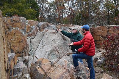 Earth scientists study rocks below the Great Unconformity