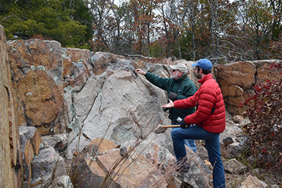 Earth scientists study rocks below the Great Unconformity