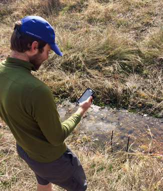 Crowdsourcing projects can vastly increase the number of monitored tributaries in a watershed.
