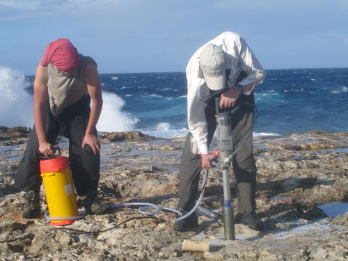 Researchers look at coral records to understand Intertropical Convergence Zone rainfall
