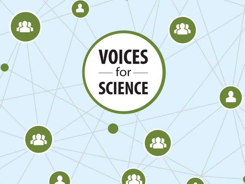 new program enables scientists to be voices for science eos