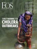 June 2018 Eos magazine cover