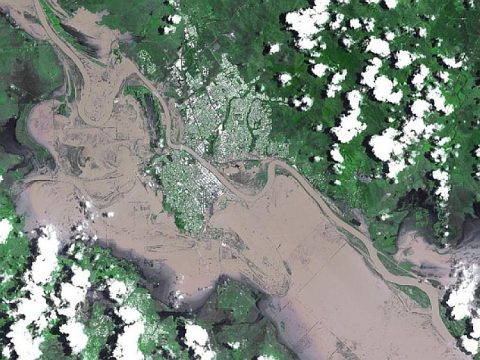 Global Flood Hazard: Applications in Modeling, Mapping and Forecasting