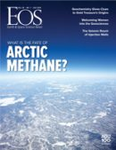 July 2018 Eos magazine cover