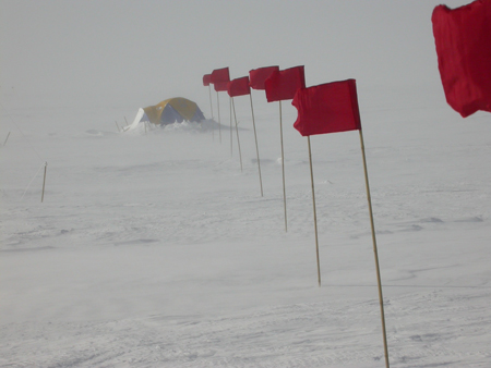 Scientists Detect Coldest Temperature Ever Recorded On Earth's Surface
