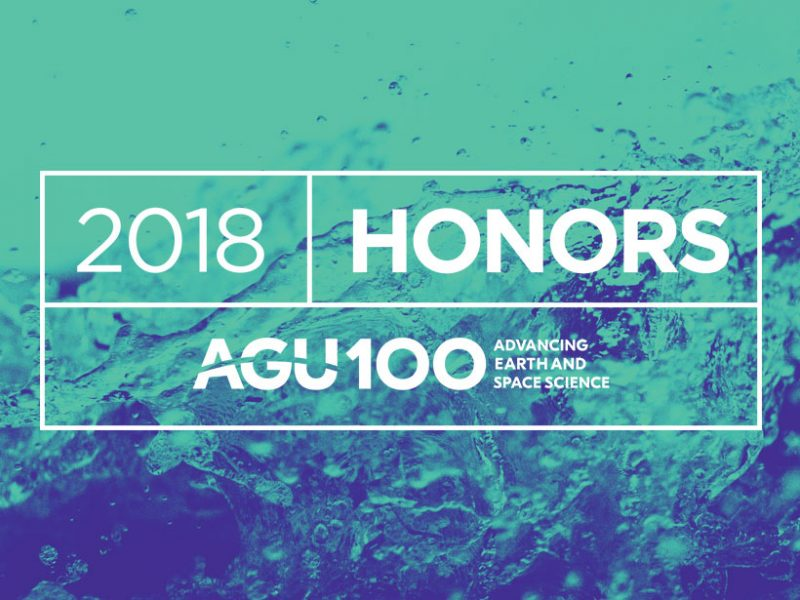 Stephen Montzka named AGU Fellow