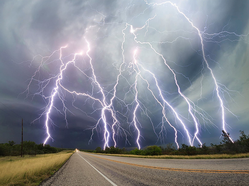 Lightning: A New Essential Climate Variable - Eos