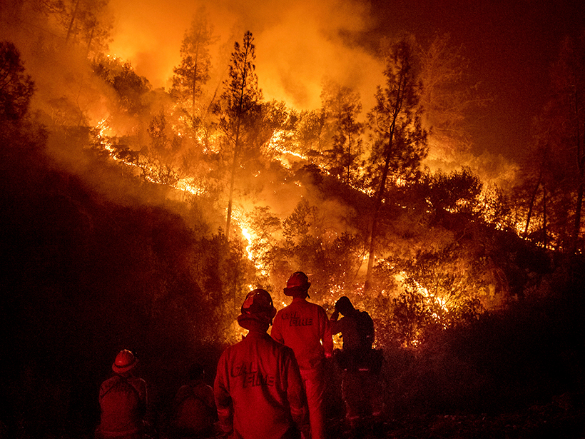 How Forecasting Models Are Changing the Way We Fight Fires