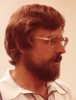 Christopher N. K. Mooers in 1972.