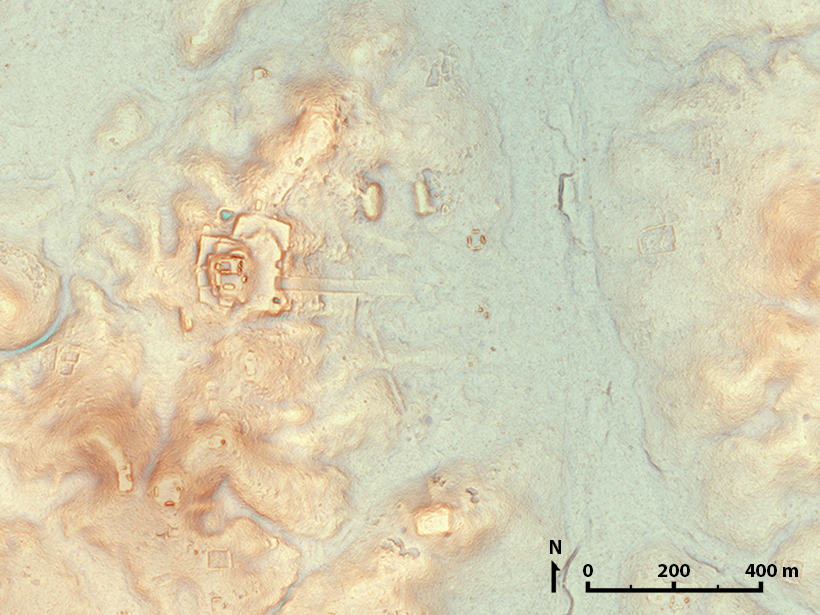 Lidar Uncovers Thousands of New Maya Structures