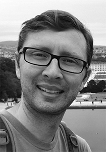 Earl O'Bannon, 2018 Mineral and Rock Physics Graduate Research Award recipient
