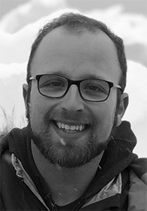 Edward Brooks, 2018 Natural Hazards Section Award for Graduate Research recipient