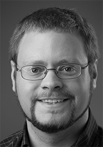 Eric C. Bruning, 2018 Atmospheric and Space Electricity Early Career Award recipient