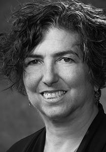 Jill Marshall, 2018 Luna B. Leopold Award recipient