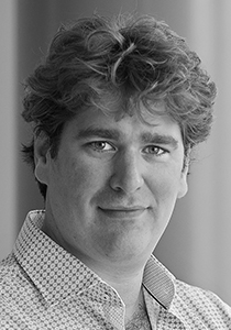 Lennart de Groot, 2018 William Gilbert Award recipient