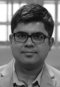 Rajan Chakrabarty, 2018 Global Environmental Change Early Career Award recipient
