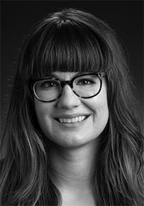 Aleida Higginson, 2018 Fred L. Scarf Award recipient