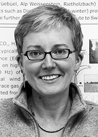 Nina Buchmann, 2018 AGU Fellows