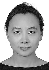 Haojia Ren, 2018 Nanne Weber Early Career Award recipient