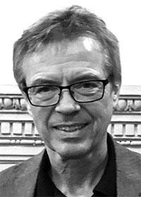 Jos Lelieveld, 2018 AGU Fellow