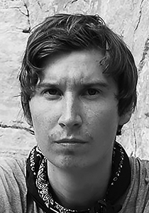 Ross Maguire, 2018 Study of the Earth's Deep Interior Award for Graduate Research recipient