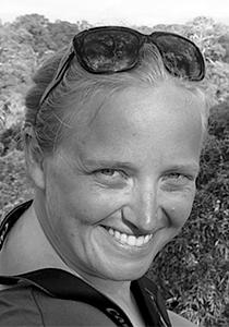 Ylona van Dinther, 2018 Jason Morgan Early Career Award recipient