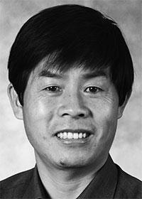 Fuqing Zhang, 2018 AGU Fellow