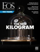 January 2019 Eos cover: The New Kilogram