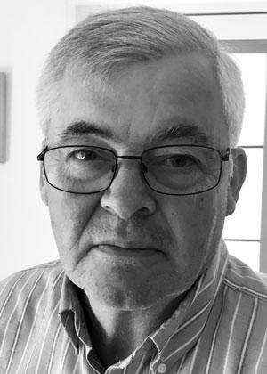 Philip England, 2018 Bucher medalist