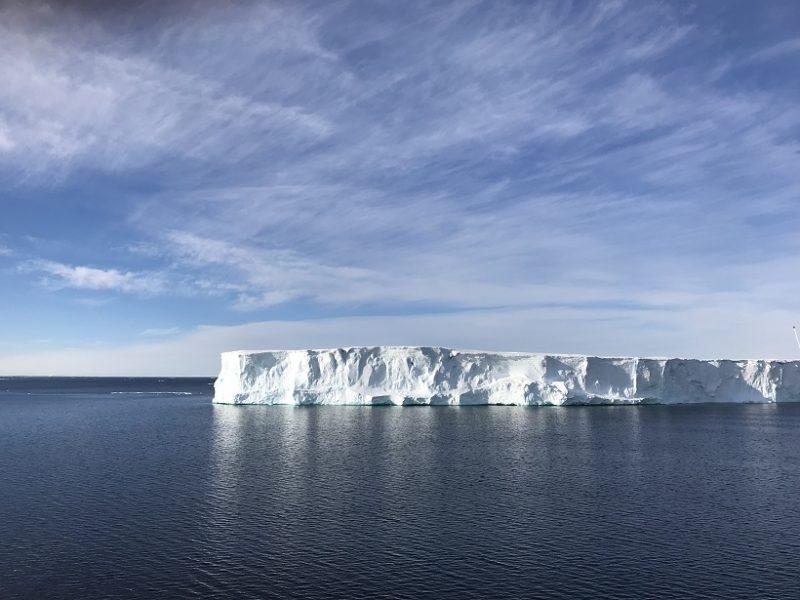 The Ocean's Gateway to Antarctica
