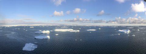 Amundsen Sea,, Antarctica