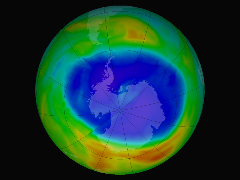 Podcast: Uncovering the Ozone Hole
