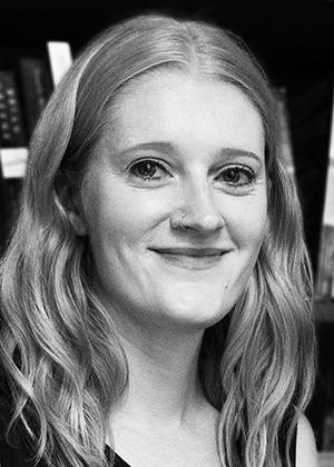 Shannon Hall, 2018 David Perlman Award winner