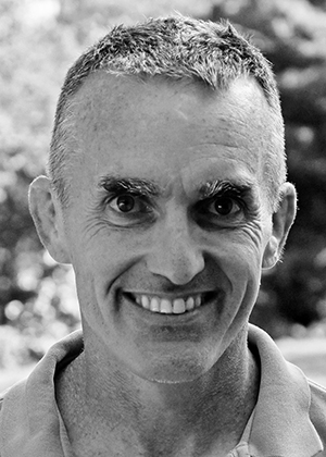Christopher M. Reddy, 2018 Ambassador Award winner