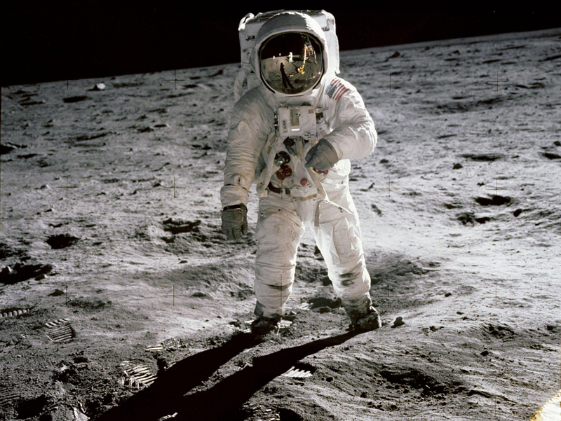 Radioisotopes that decay like clockwork showed vast ages of Moon rocks astronauts brought home.