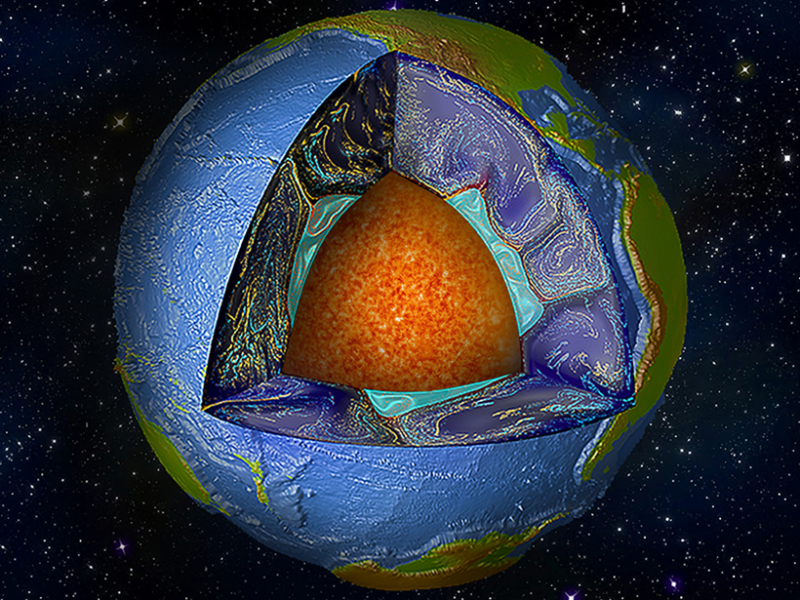 The Unsolved Mystery of the Earth Blobs