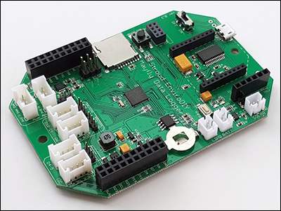 EnviroDIY Mayfly Data Logger
