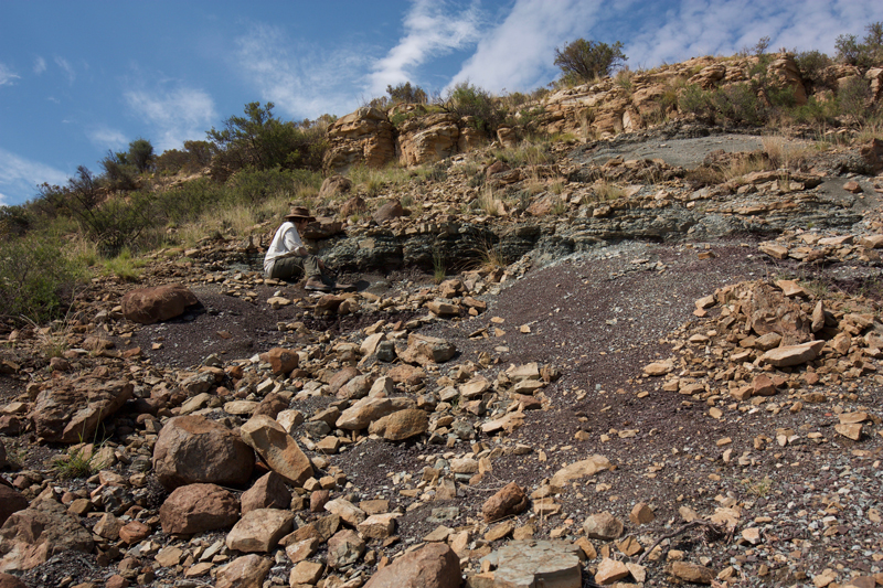 Seeking rocks to date with radioisotopes to find what caused mass extinction 250 million years ago
