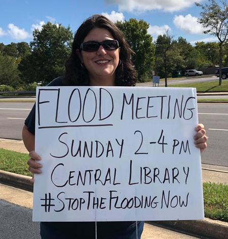 Virginia Wasserberg Stop Flooding Now